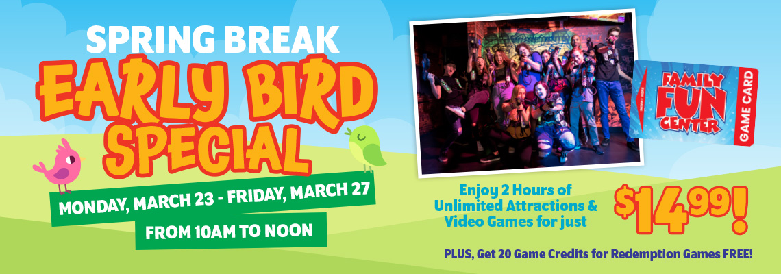 01 FFC Spring Break Early Bird 2020 HP Banner