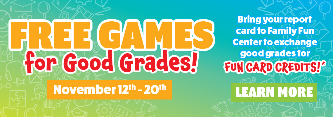 FFC Games for Good Grades 2020 HP Banner