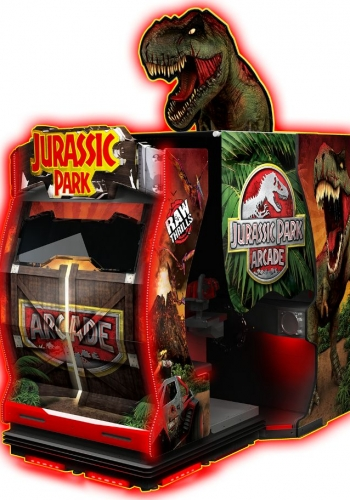 jurassic-park-arcade-motion-deluxe-dx-motion-simulator-video-game-raw-thrills