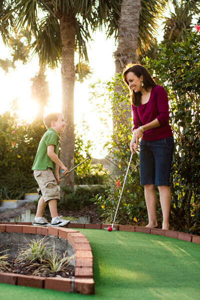 100 year anniversary of minigolf