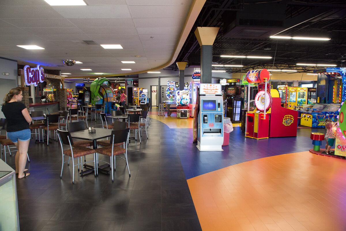 Newly Renovated Family Fun Center, Lakeland FL